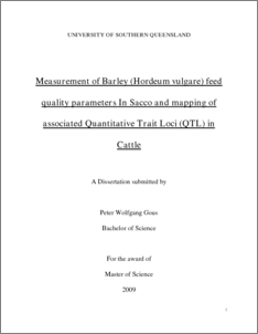 qtl mapping thesis Qtl mapping of growth-related traits in a full-sib family of rubber tree (hevea brasiliensis) evaluated in a sub-tropical climatelivia moura souza .