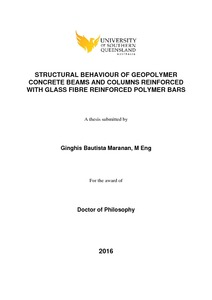 geopolymer concrete phd thesis